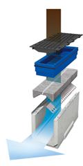 Sedimentationsbox