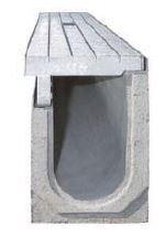 BIRCOlight Fassadenentwässerung Nennweite 100 Rinnen