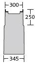BIRCOsir – kleine Nennweiten Nennweite 200 AS Sinkkästen Liniensinkkasten mit Aufschwemmsicherung 1 -teilig