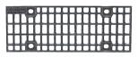 BIRCOsir – kleine Nennweiten Nennweite 100 Abdeckungen Gitterabdeckungen aus Guss