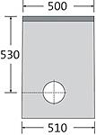 BIRCOsir – kleine Nennweiten Nennweite 150 Sinkkästen Liniensinkkasten