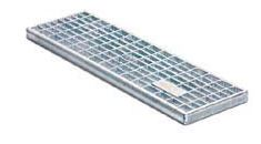 BIRCOlight Nennweite 100 AS Abdeckungen Gitterroste
