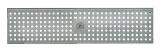 BIRCOtop Serie F ohne Sichtsteg 100 (Außenbreite) Abdeckungen Lochroste I Rundloch