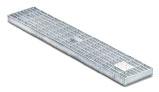 BIRCOtop Serie F ohne Sichtsteg 130 (Außenbreite) Abdeckungen Gitterroste I MW 30/10