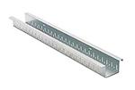 BIRCOtop Serie F mit Sichtsteg 160 (Außenbreite) Rinnen Rinnenelemente I mit Sichtsteg I zweiseitig perforiert