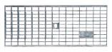 BIRCOtop Serie F ohne Sichtsteg 210 (Außenbreite) Abdeckungen Gitterroste I MW 30/10