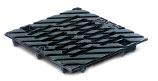BIRCOsir Punktentwässerung ohne Nennweite Abdeckungen Doppel-Steg-Gussabdeckungen