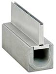 BIRCOschlitzaufsätze Nennweite 100 Schlitzaufsätze Schlitzaufsätze I symmetrisch I Materialstärke 4 mm