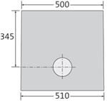 BIRCOschlitzaufsätze Nennweite 100 Sinkkästen Sinkkästen NW 100 für Spülkastenaufsätze I 1-teilig