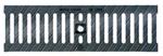 BIRCOtop Serie F mit Sichtsteg 160 (Außenbreite) Abdeckungen Steg-Gussabdeckung