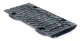 BIRCOsolid Kastenrinne Nennweite 150 Abdeckungen Steg-Gussabdeckungen