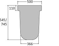 BIRCOmax-i Nennweite 320 Zubehör Endscheiben